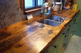 Tu cum întreții blatul de bucătărie din lemn?
