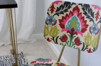 Cum sa adaugati culoare si personalitate unui scaun