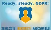 Ready steady GDPR cum să te pregătești pentru implementarea noului regulament de protecție a datelor BusinessMark