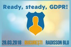 Ready, steady, GDPR: cum să te pregătești pentru implementarea noului regulament de protecție a datelor