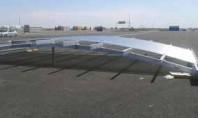 Proiect Punct de Trecere a Frontierei Nadlac - structuri metalice containere si constructii modulare Punctul de