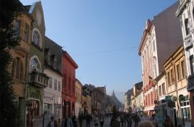 Situatia fatadelor cladirilor istorice din inima Transilvaniei, prezenta la RIFF Bucuresti