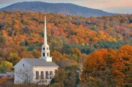O masă de roci topite a fost descoperită sub Vermont, în zona nord estică a SUA