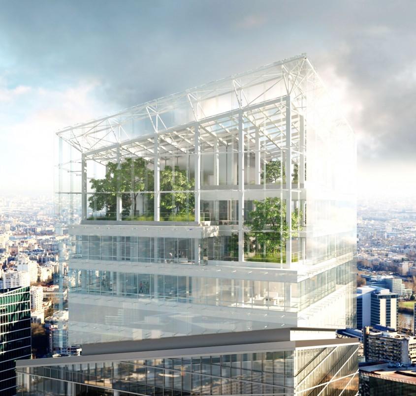 Saint-Gobain vrea să ajungă la zero emisii de carbon până în 2050