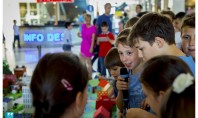 Festivitati de sfarsit de an pentru cei 3600 de scolari De-a arhitectura 3600 scolari din 136