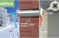 Cum să ai aer curat iarna fără să deschizi ferestrele și să pierzi caldură?  In ajutor va vin noile inovatii tehnologice si anume sistemele de ventilatie cu recuperatoare de caldura. Ventilatia cu ajutorul recuperatoarelor de caldura