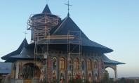Lucrarile Expo Test Construct continua la Manastirea Alexandru Vlahuta din judetul Vaslui Echipele de montaj SC