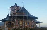 Lucrarile Expo Test Construct continua la Manastirea Alexandru Vlahuta din judetul Vaslui