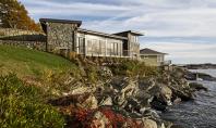 Casa de vacanta la ocean amenajata in stil rustic Aceasta casa de vacanta dateaza de pe