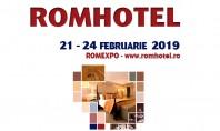 ROMHOTEL cel mai important eveniment din industria ospitalităţii are loc între 21 și 24 februarie 2019