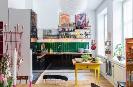 Culori deosebite pentru amenajare bucătării