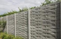 Gardul decorativ din beton - o solutie ingenioasa de imprejmuire