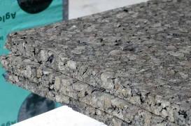 Soluția CORKLINE pentru izolarea fonică a pereților între apartamente cu plăci din plută