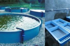 Silozuri si vase piscicole pentru ferme piscicole