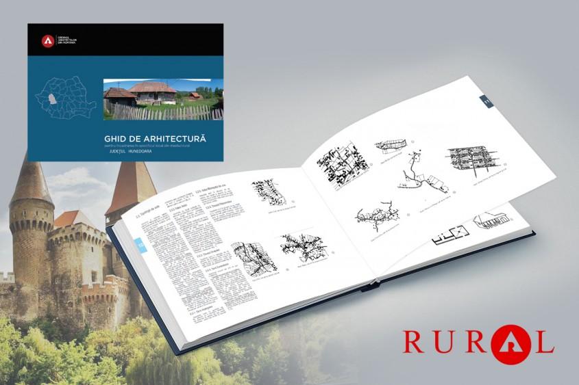 Hunedoara. Ghid de arhitectură pentru încadrarea în specificul local din mediul rural