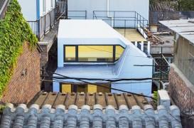 O casă în valoare de 10.000 de dolari poate fi construită în mai puțin de o zi