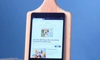 Cum să transformi un obiect de bucătărie în suportul perfect pentru gadget-uri De acum ai o