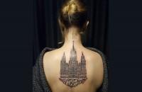 Ți-ai face un tatuaj inspirat din arhitectură?