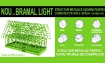Structuri metalice pentru toate tipurile de constructii!