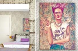 Nonconformism si arta: dormitoare in stilul boho-chic