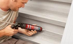 Orice material, orice suprafata - Poly Max® este solutia completa. Lipeste. Fixeaza. Etanseaza.