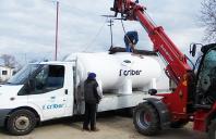 Rezervoare eliptice pentru depozitarea si transportul lichidelor