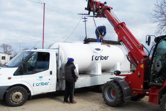 Rezervoare eliptice 1st Criber – pentru siguranța transportului de lichide