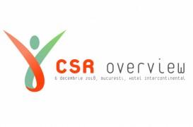 BusinessMark organizează evenimentul CSR OVERVIEW 2018