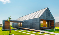 Asa arata o casa conceputa pentru a avea costuri reduse de intretinere Echipa Arkitema Architects impreuna