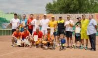 CELCO sustine alaturi de FRT tenisul constantean Cupa CELCO de Tenis de Camp pentru veterani editia