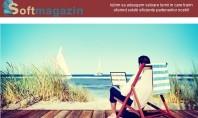 Vara asta puteti urmari lucrarile chiar si de pe plaja Folosind programul Devizonline ro care poate