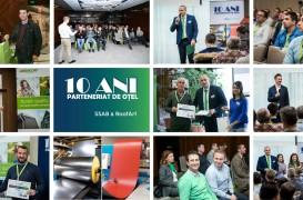 RoofArt România și SSAB au marcat Parteneriatul de Oțel. Retrospectiva unui deceniu de