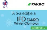 A 5-a editie a IFD FAKRO Winter Olympics