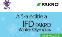 A 5-a editie a IFD FAKRO Winter Olympics
