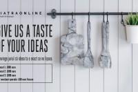 FoodRocks: Competiția lansată de PIATRAONLINE pentru designerii pasionați de gătit