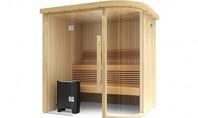 Noua saună din gama HARMONY Noua saună din gama HARMONY este disponibila in lemn de conifer