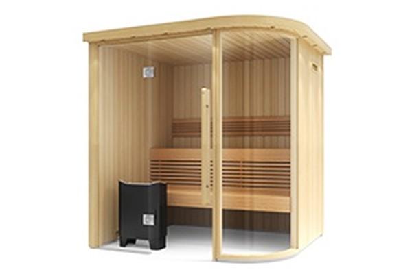 Noua saună din gama HARMONY