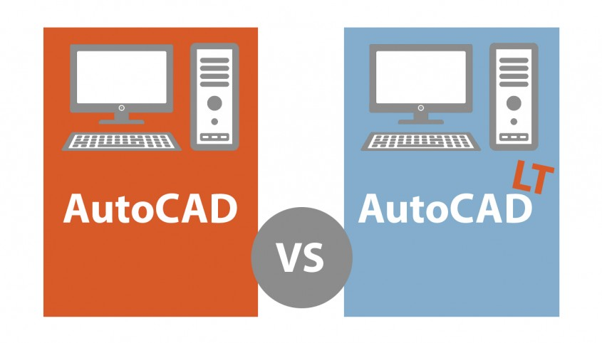 Autocad versus Autocad LT