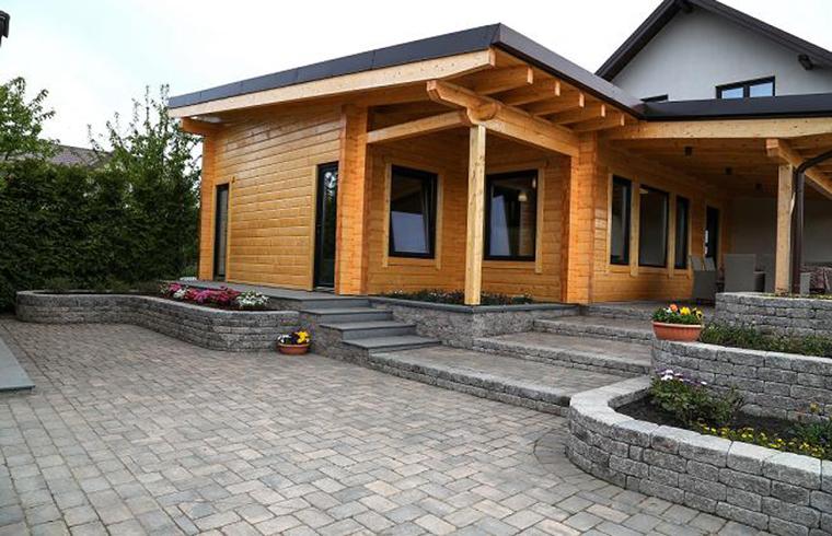 SYMMETRICA: Trei stiluri pentru reinventarea spatiului din gradina