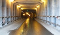 Penetron impermeabilizează tunelul combinatului metalurgic Kuznetsk Novokuznetsk Rusia Reprezintă o arteră pentru traficul pietonal și al