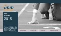 """""""IMM ReStart - Descopera-ti potentialul"""" aduce la Iasi oportunitati de dezvoltare personala si a afacerii pentru"""
