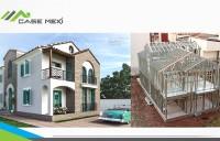 Intrebări frecvente despre construcțiile pe structură metalică ușoară