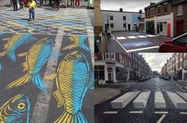 Reinventarea zebrei: Idei de treceri de pietoni pentru străzi mai sigure