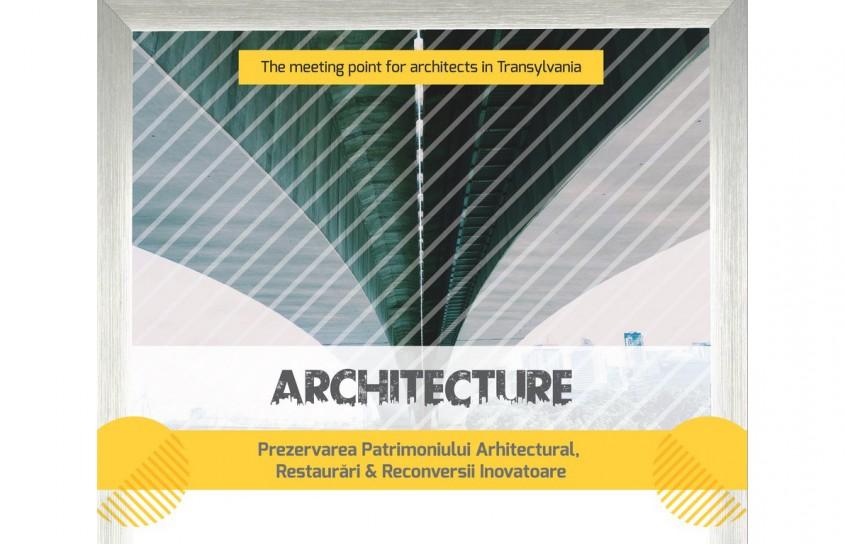 Au inceput inscrierile la Architecture Conference & Expo!