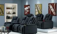 Alegerea canapelelor potrivite pentru zona home cinema De cate ori mergeti la cinematograf conteaza foarte mult