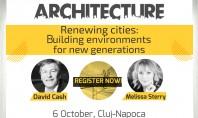 Ultimele inscrieri la Architecture Conference&Expo 2016 Peste 15 speakeri nationali si internationali de renume vor sustine