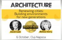 Ultimele inscrieri la Architecture Conference&Expo 2016