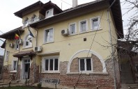Stoparea igrasiei in peretii de caramida la un imobil in Deleni, Sibiu