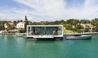 O casă plutitoare care rezistă și la uragane de categoria a patra Casa plutitoare a celor