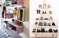 Unde mai punem pantofii? Cateva solutii, clasice sau inedite, pentru depozitarea incaltamintei